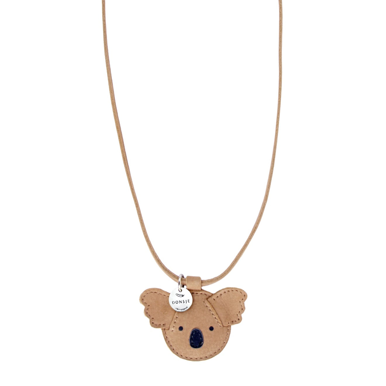 Wookie Koala Necklace - Little Owly