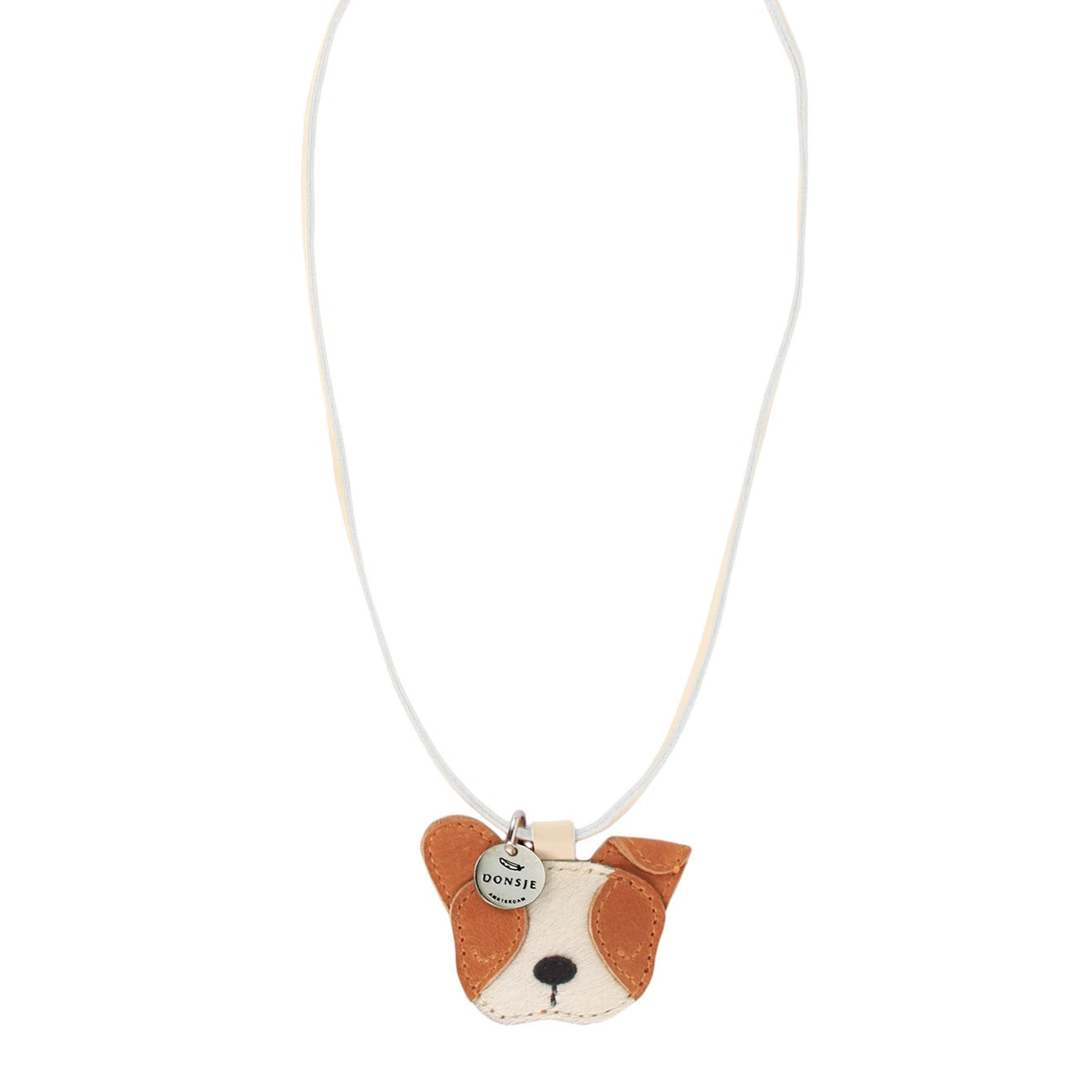 Wookie Pug Necklace - Little Owly