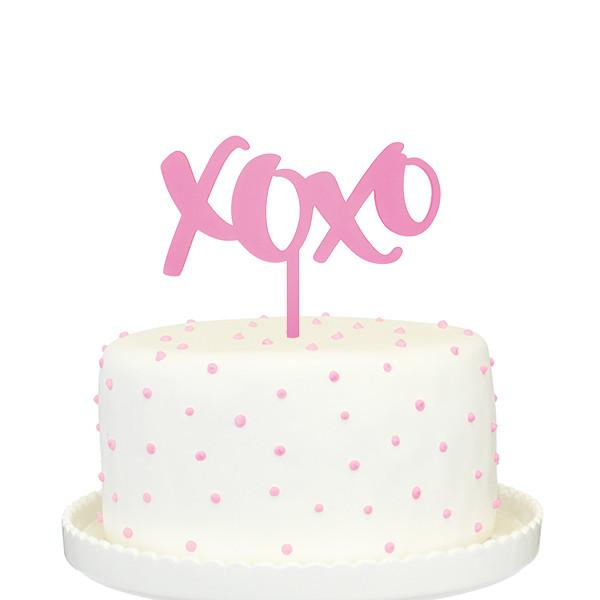 XOXO Cake Topper - Little Owly