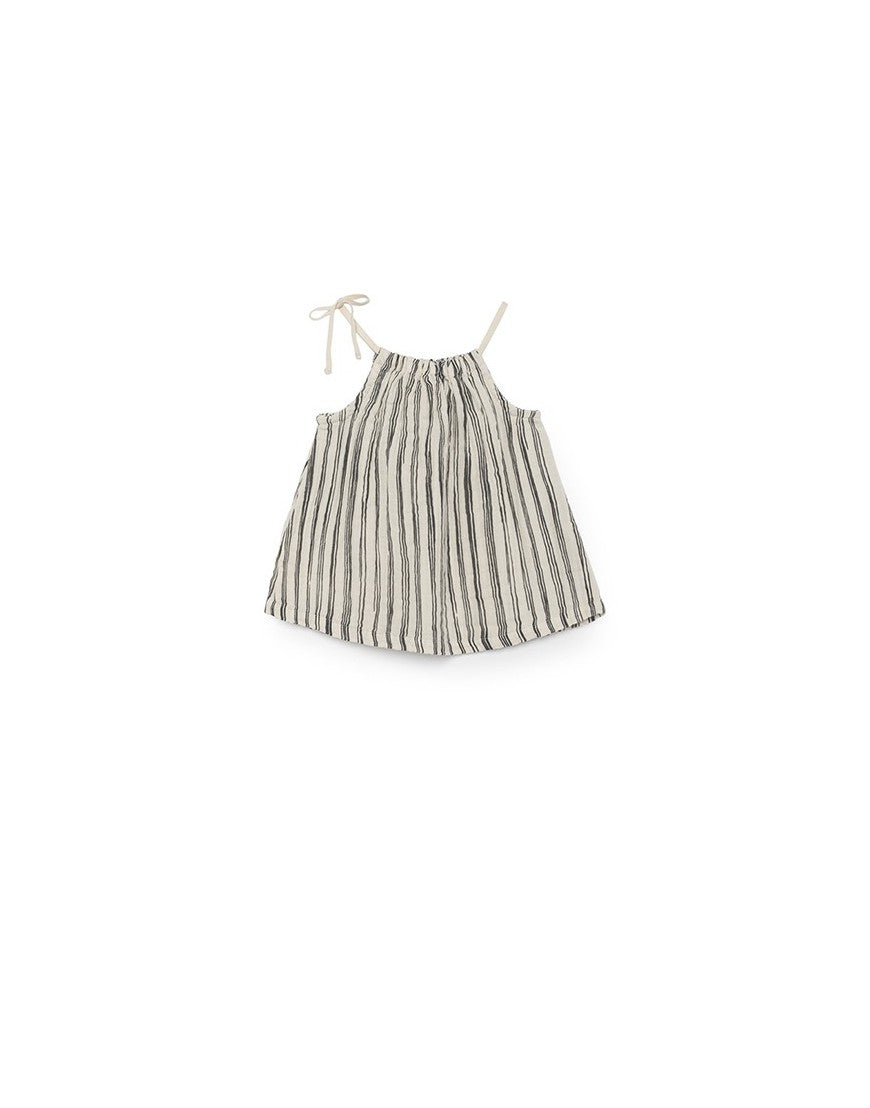 Baby Bamboo Striped Top - Little Owly