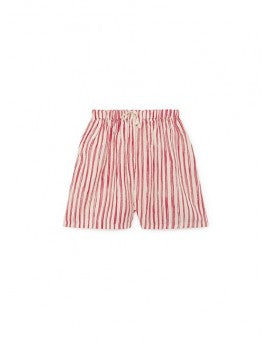 Bamboo Striped Bathing Suit Shorts - Little Owly