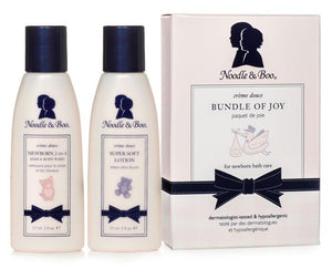Bundle of Joy for Newborn Bath Care - Little Owly