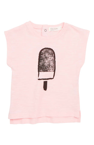 Popsicle Print Tee - Little Owly