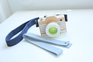 Wooden Toy Camera - Little Owly