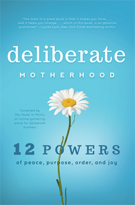 Deliberate Motherhood, 12 Key Powers of Peace, Purpose, Order & Joy - Little Owly