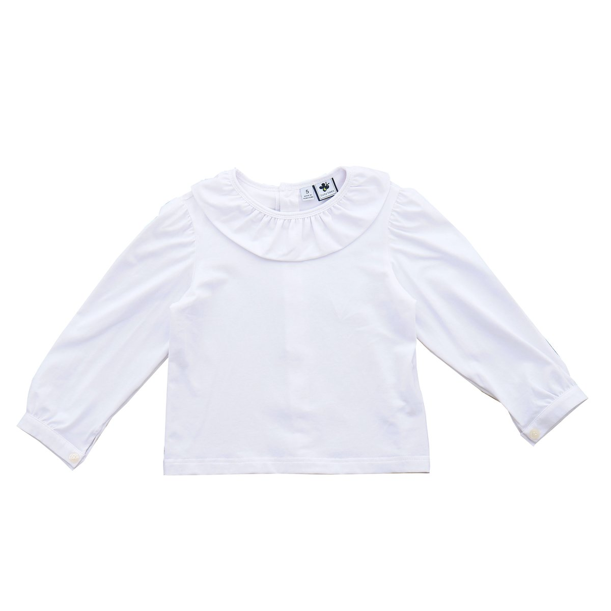 Eloise Ruffle Blouse - Little Owly
