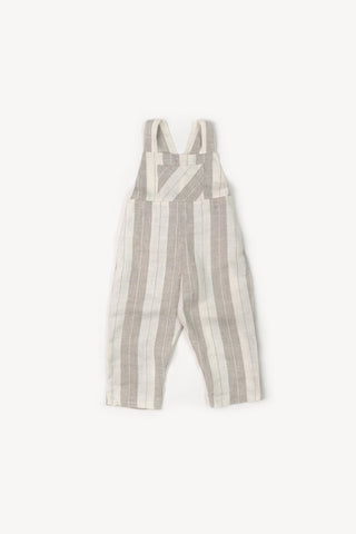 Alfie Stripe Overall - Little Owly