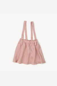 Rose Dust Suspender Skirt