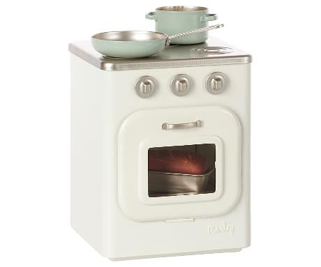 Dollhouse Metal Stove - Little Owly