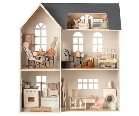 House of Miniature Dollhouse - Little Owly