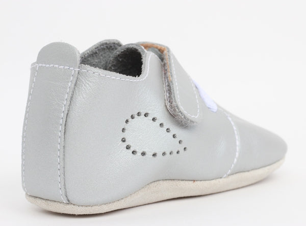Soft Sole Grass Court Shoes - Little Owly