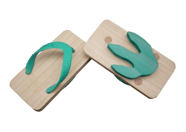 Ashiato Flipflops - fantastic memories in the sand - Little Owly