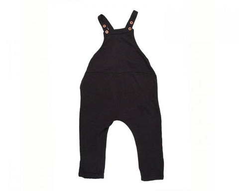Lennon Fleece Overall - Little Owly