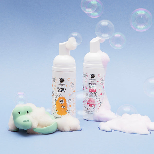 Apricot Hair & Body Foam - Little Owly