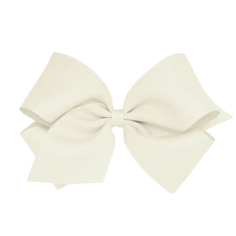 King Classic Grosgrain Hair Bow - Little Owly