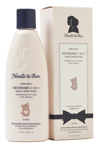 Newborn 2-in-1 Hair and Body Wash - Little Owly