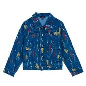Monti Marker Denim Jacket - Little Owly