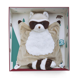 Doudou Leon the Raccoon Lovie - Little Owly