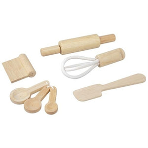 Play Baking Utensils - Little Owly