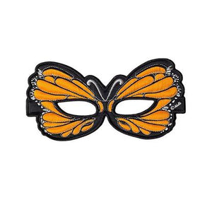 Monarch Butterfly Mask - Little Owly