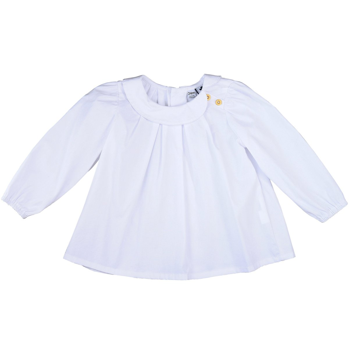Sadie Peter Pan Blouse - Little Owly
