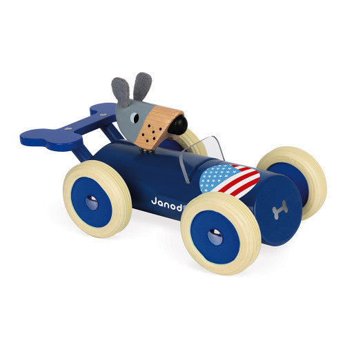 Wooden Spirit Car Steve - Little Owly