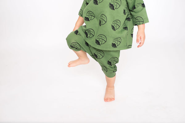 Pathfinder Knee High Shorts - Little Owly
