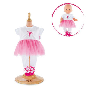 Corolle Ballerina Suit for Baby Doll - Little Owly