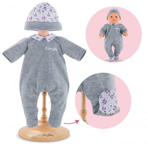 Corolle Pajamas Panda Party for Baby Doll - Little Owly
