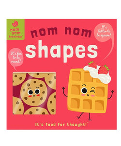 Nom Nom Shapes - Little Owly