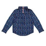 Sebastian Arcade Cotton Button Down Shirt - Little Owly