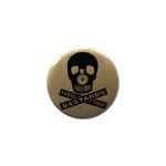 Train Skull Button