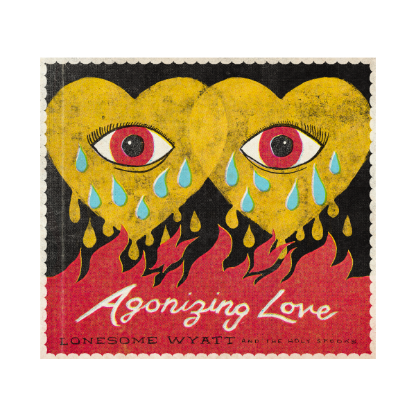 Agonizing Love CD