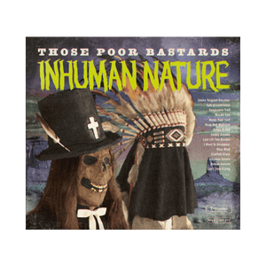 Inhuman Nature CD