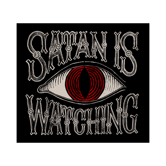 Satan Is Watching CD
