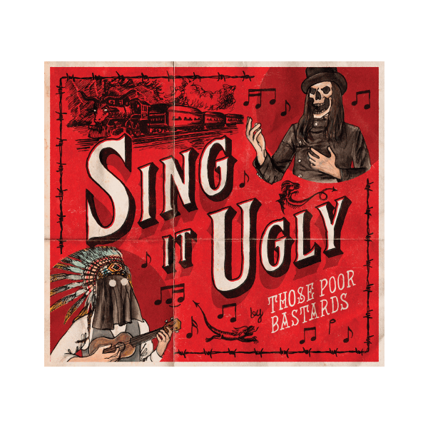 Sing It Ugly CD
