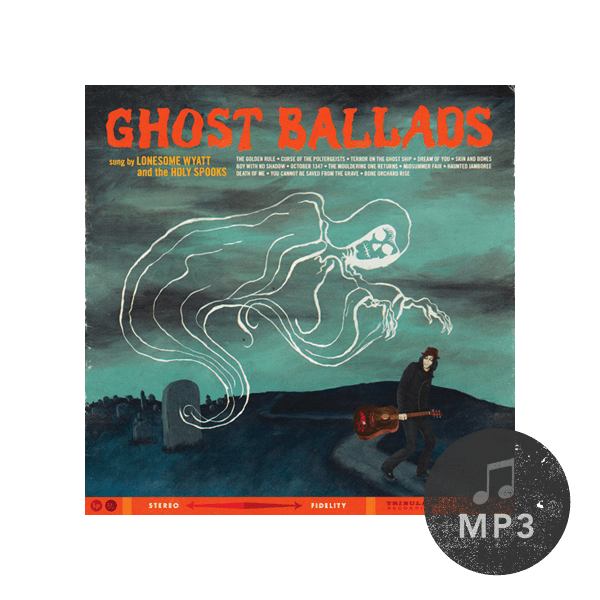 Ghost Ballads MP3 Download