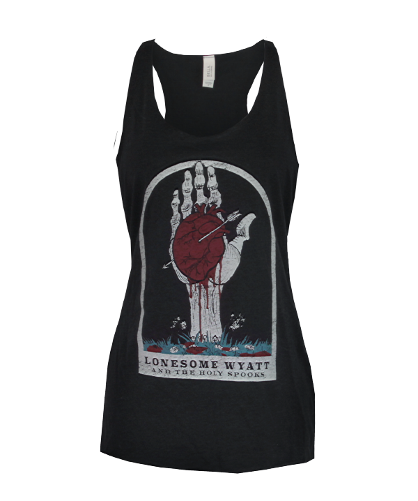 Horrible Heart Ladies Tank