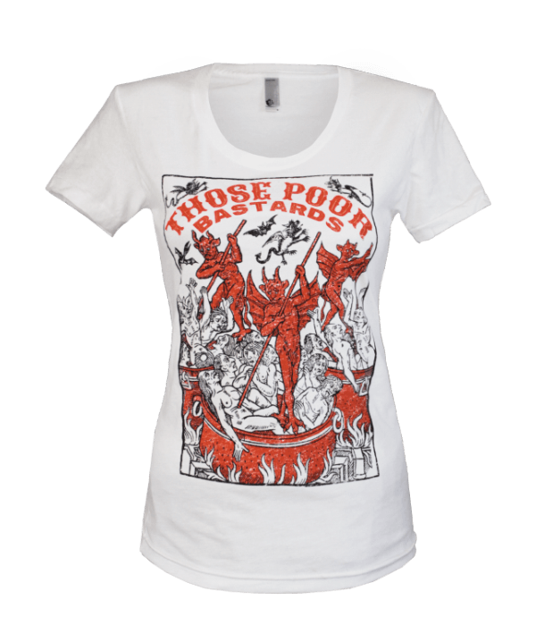 Devil's Stew Ladies T-Shirt