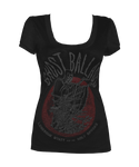 Ghost Ballads Ladies T-Shirt