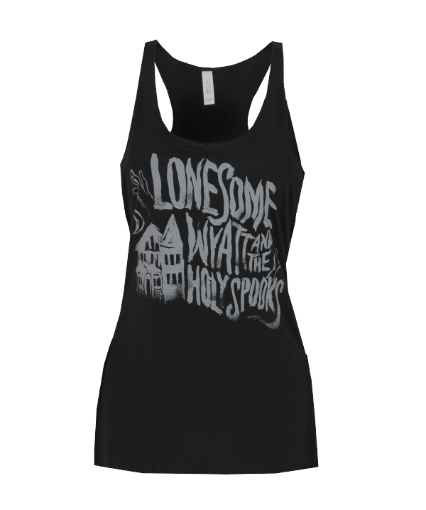Haunted Ladies Tank