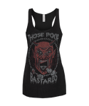Satan Guillotine Ladies Tank