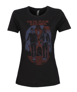 Unholy Worship Ladies T-Shirt