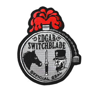 Edgar Switchblade Patch