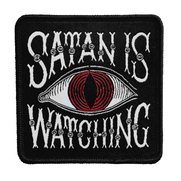 Satan Is Watching Patch