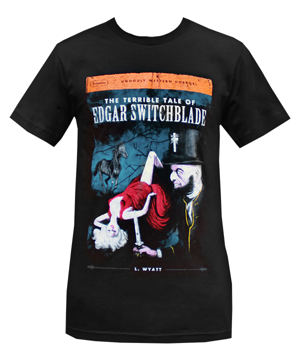 Edgar Switchblade Limited-Edition T-Shirt