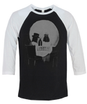 All Is Misery Baseball Tee