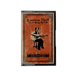 Moldy Basement Tapes Vol. 2 Cassette Tape