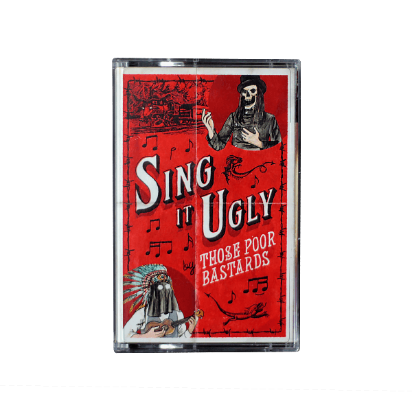 Sing It Ugly Cassette Tape