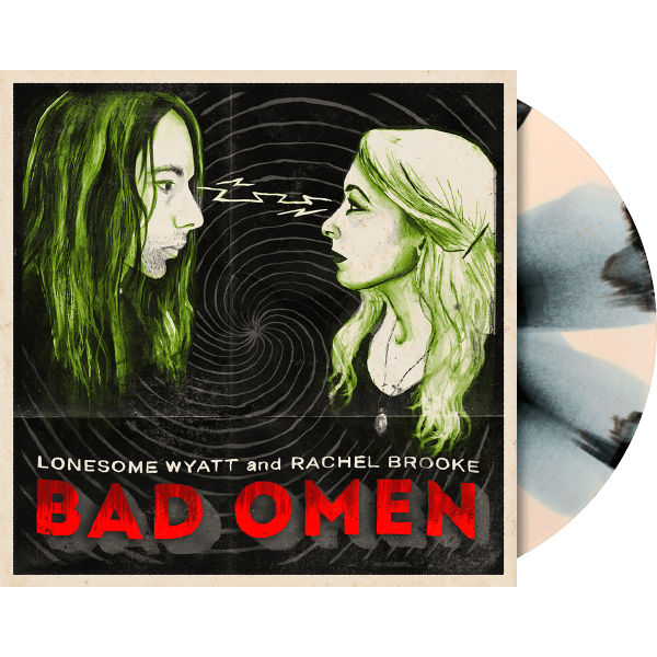 Bad Omen Vinyl LP